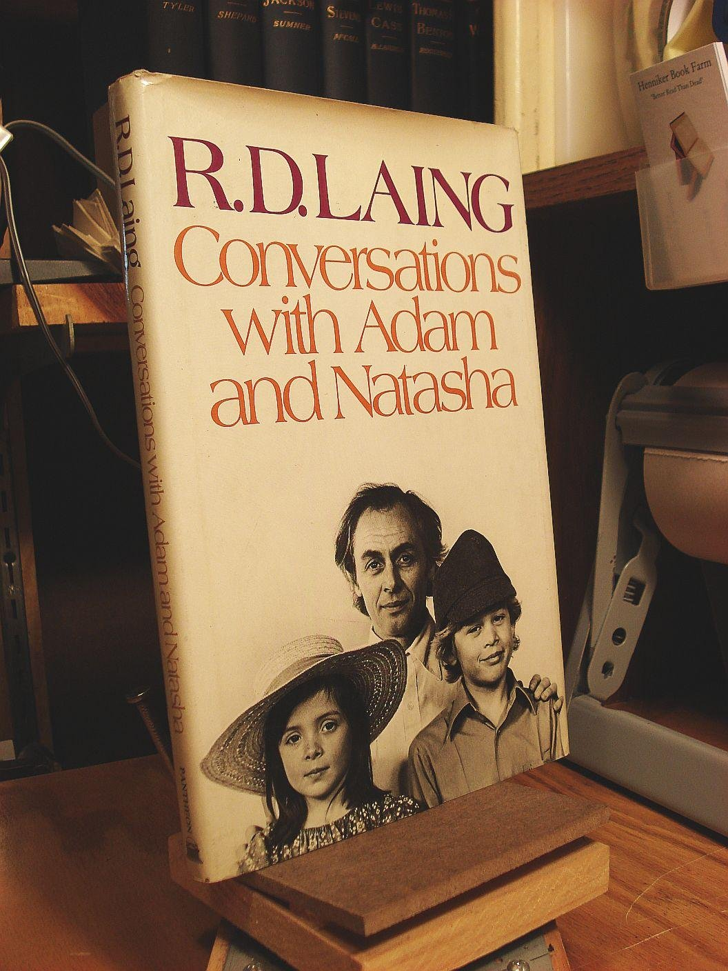 Conversations with Adam and Natasha, Laing, R. D