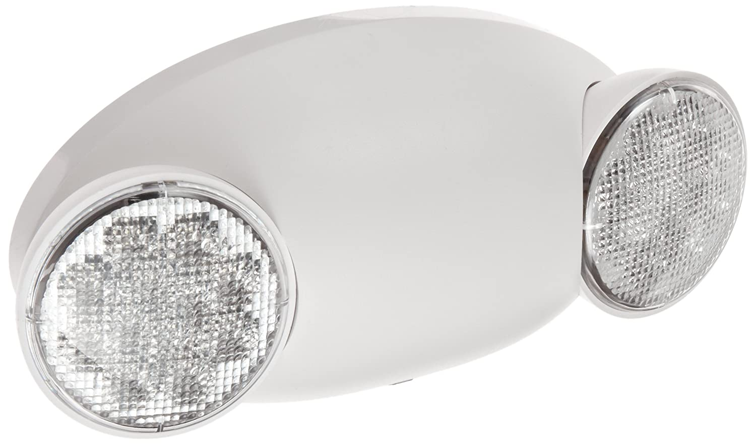 Safety Light Fixtures : Morris products micro led emergency light high