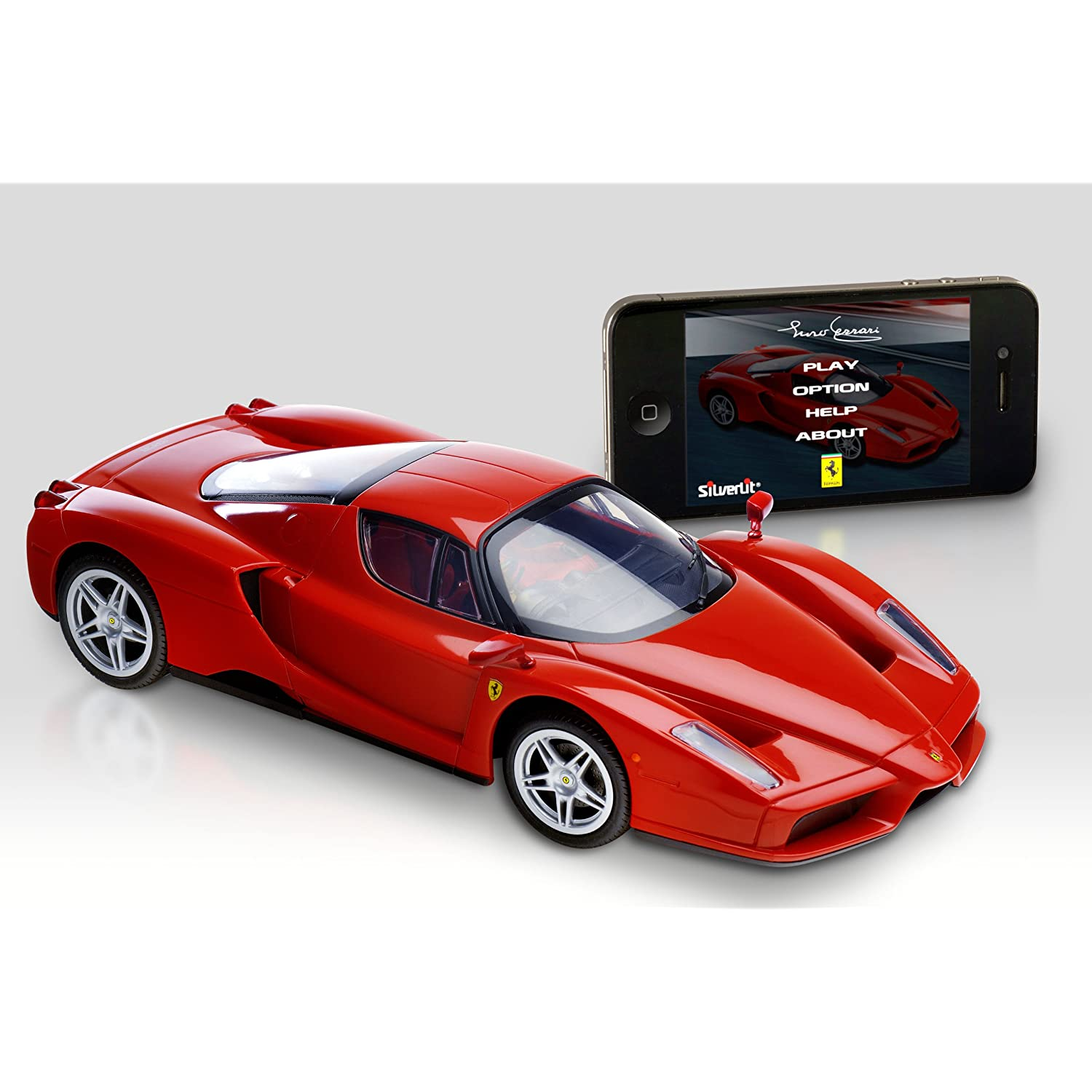 iPhone Controlled Cars