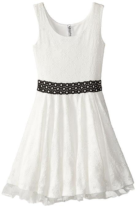 Beautees-Big-Girls-Daisy-Lace-Dress