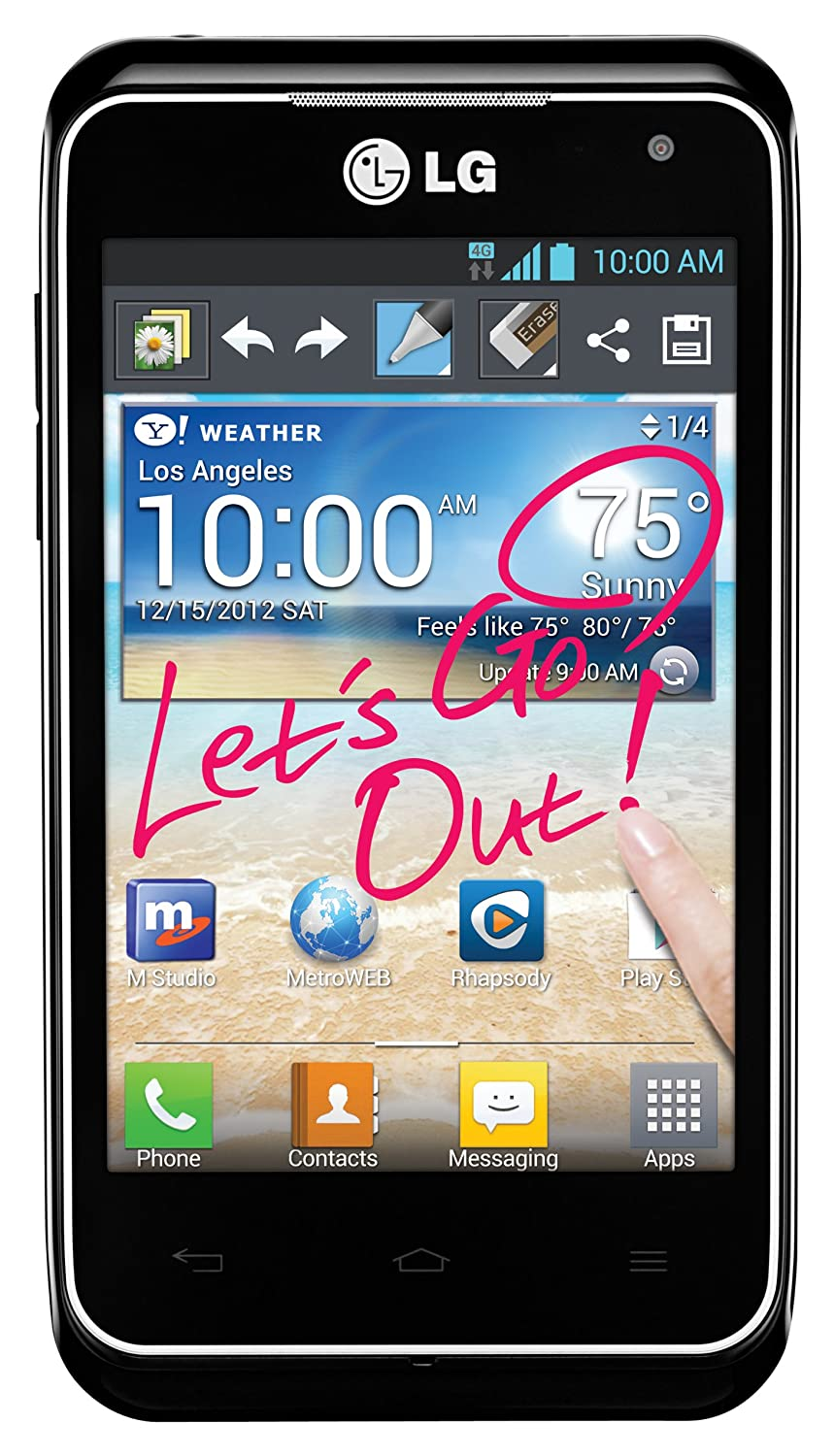 Metropcs 4G Lte Android Device