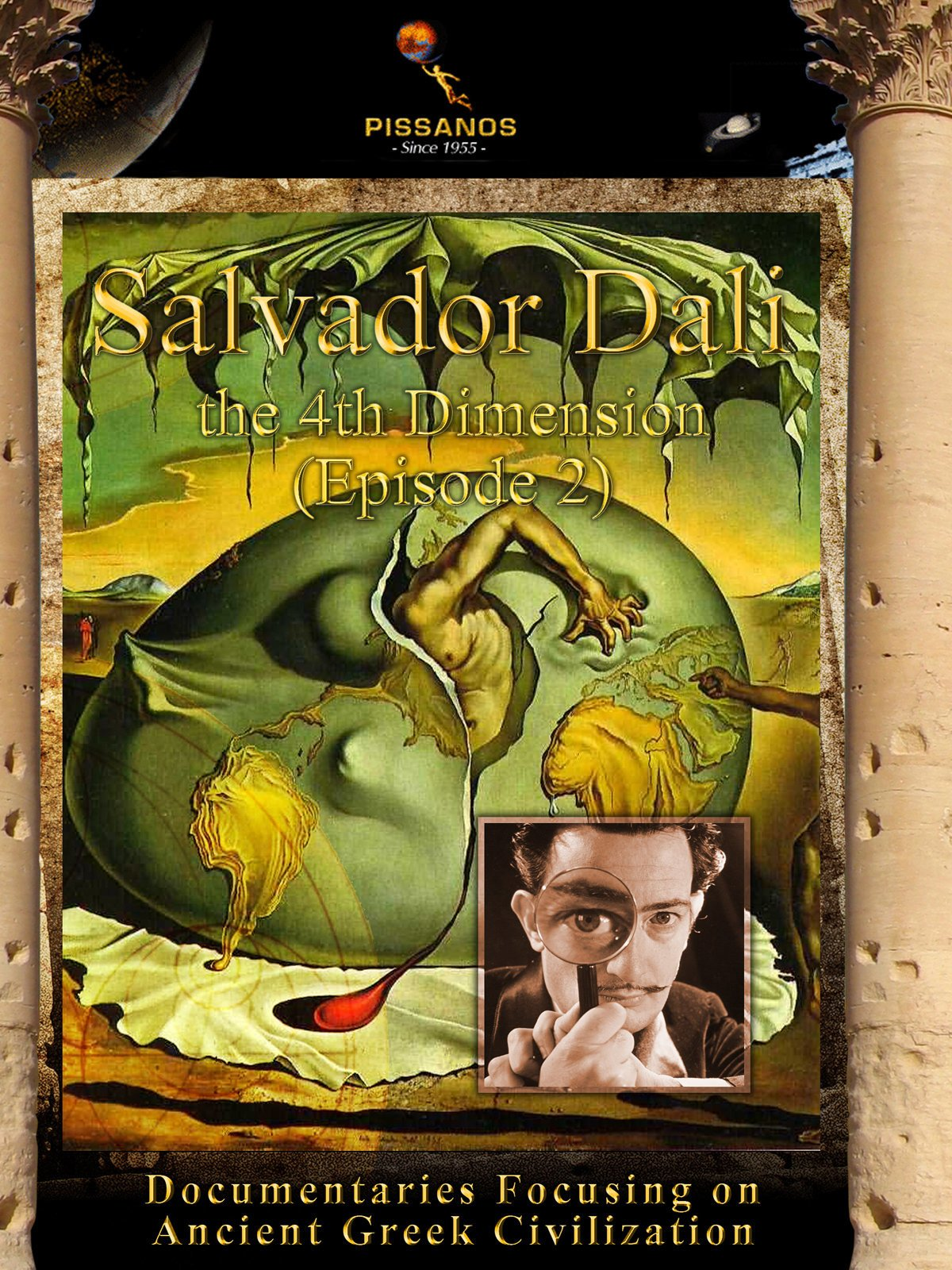 Salvador Dali the 4th Dimension - An ArtistOutside the Human Norm on Amazon Prime Video UK