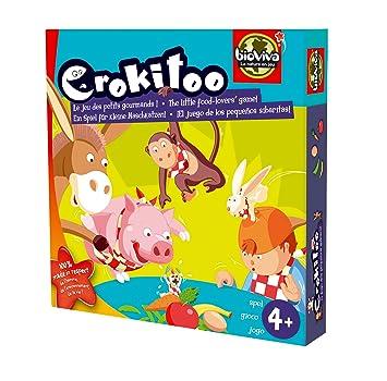 Bioviva - 0101001107 - Jeu de Société - Crokitoo