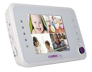 Monitor para bebes Lorex BB3521 LorexBaby Care 'n' Share.
