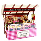 Billy handmade doll house kit Paris Marche kit of