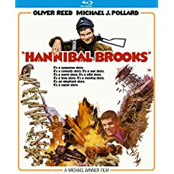 Hannibal Brooks [Blu-ray]