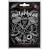 Motorhead - Guitar Pick Set - 5 Picks-England-UK Import - Licensed New In Pack