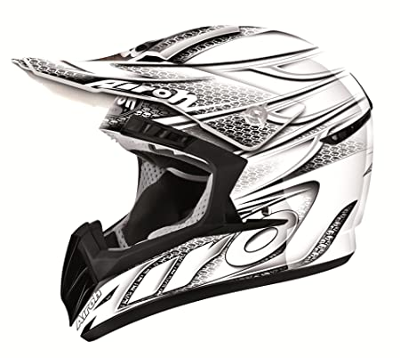 Airoh CR1LI38S Casque, Decal, Taille : 55-56 cm