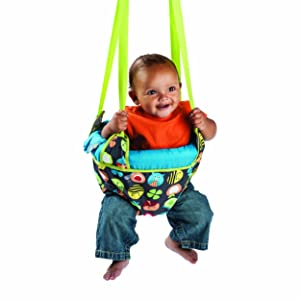 Evenflo ExerSaucer Door Jumper, Bumbly