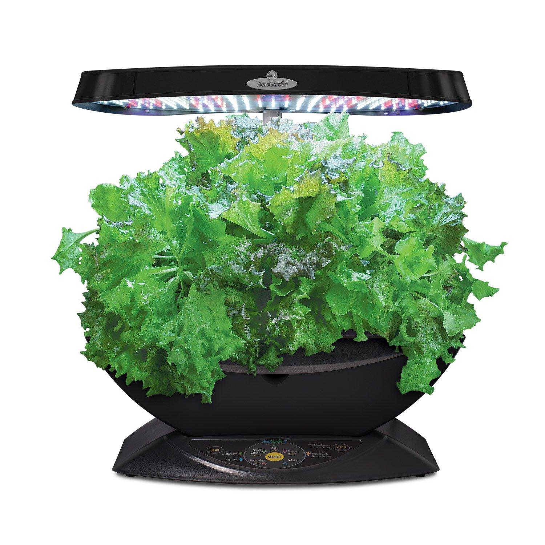 Miracle Gro AeroGarden 7 LED Indoor Garden with Gourmet
