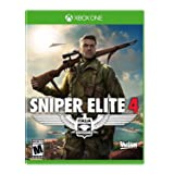 Sniper Elite 4 for Xbox One rated M - Mature