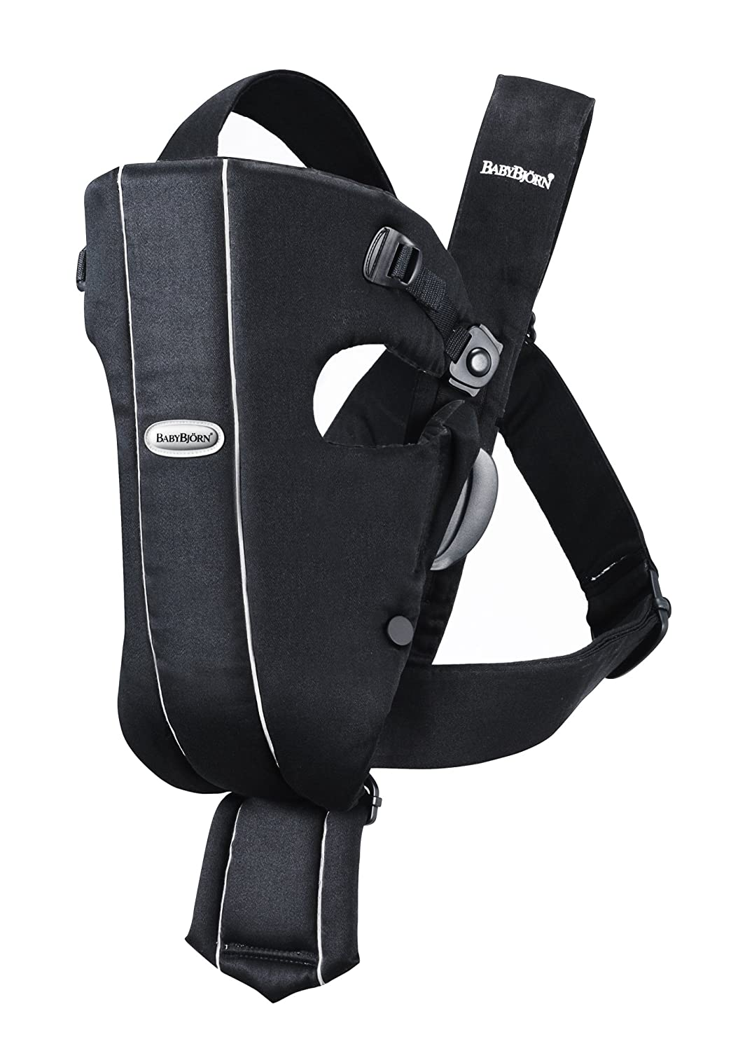 BABYBJORN Baby Carrier Original. Click for more must-haves for 1st year parents.