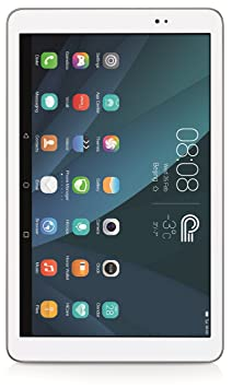Huawei MediaPad T1 10.0 LTE /4G Tablet blanc/argent