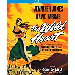The Wild Heart / Gone to Earth [Blu-ray]