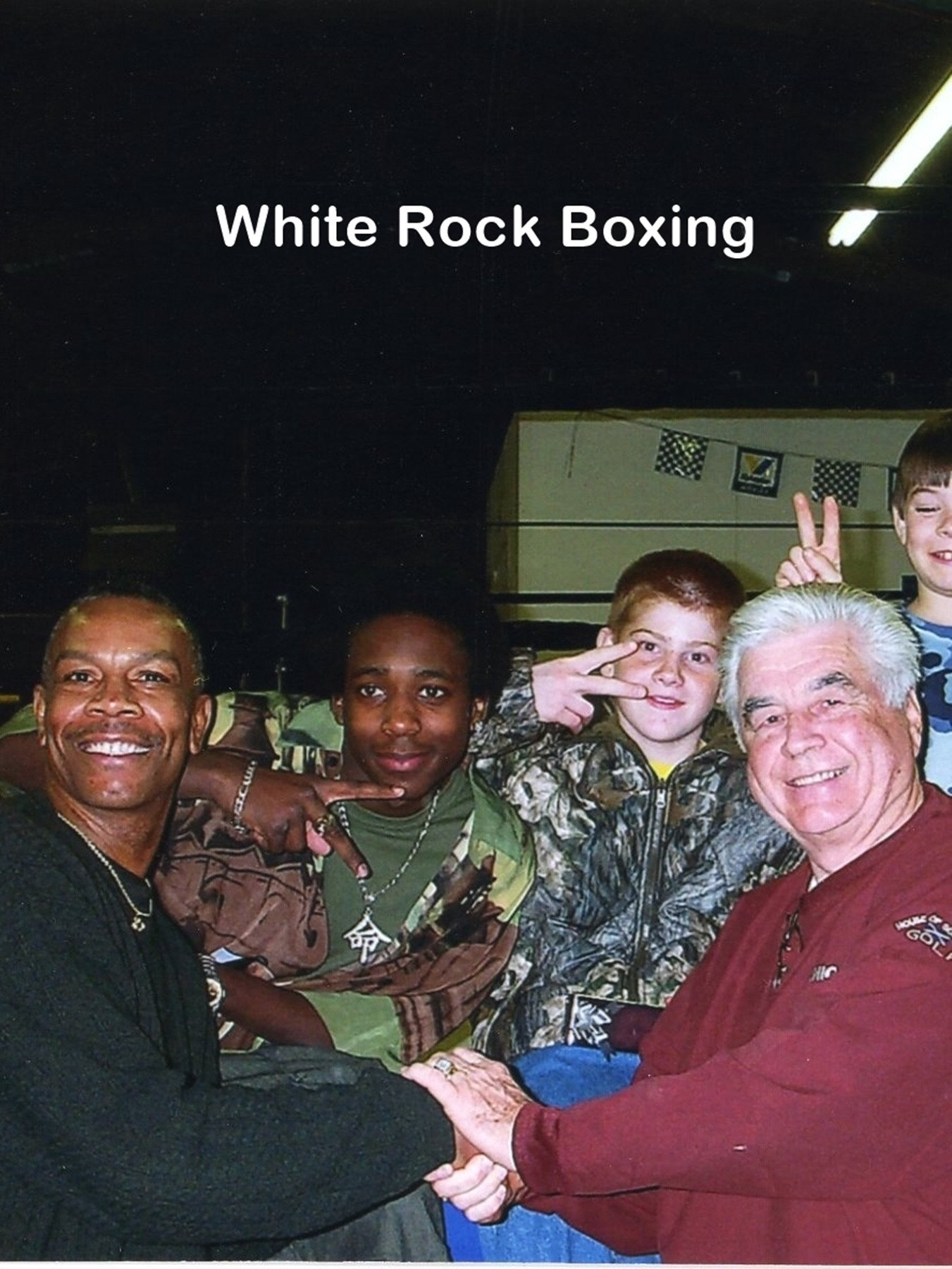 White Rock Boxing on Amazon Prime Instant Video UK