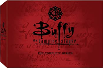 Buffy the Vampire Slayer Complete Series on DVD