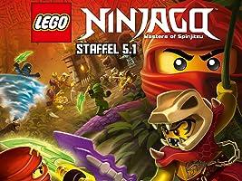 Lego Ninjago - Meister des Spinjitzu - Staffel 5.1 (45-48)