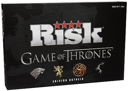 Eleven Force S.L. 81212 Jeu de société Risk édition Game of Thrones (en espagnol)