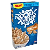 Kelloggs Pop Tarts Cereal Frosted Brown Sugar Cinnamon Family Size