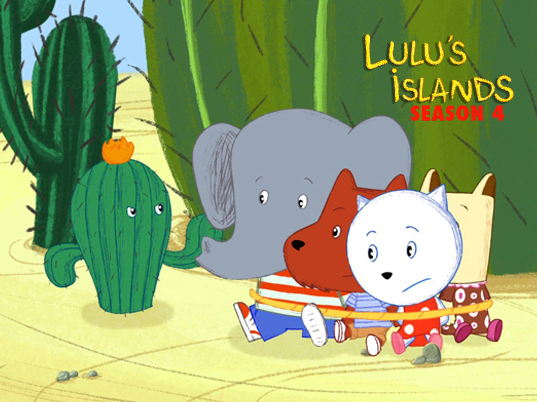 Lulu's Islands on Amazon Prime Video UK