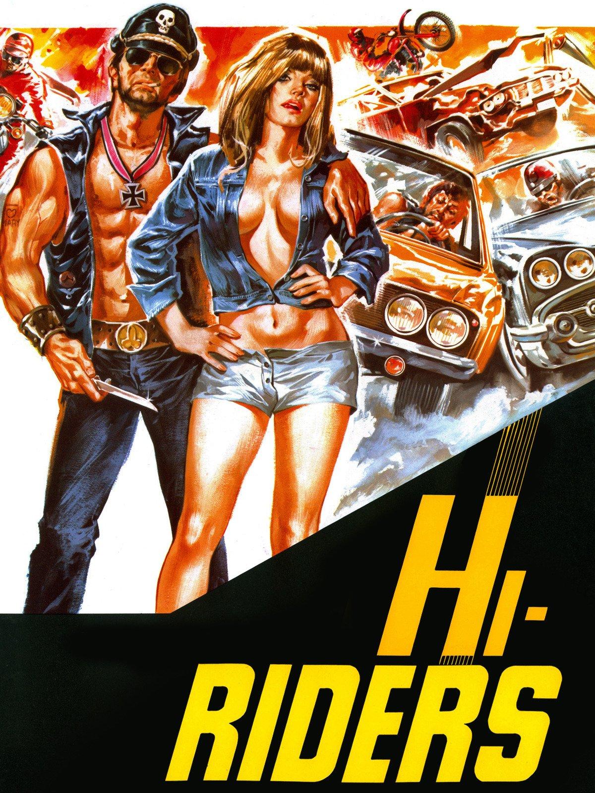 Hi-Riders on Amazon Prime Instant Video UK