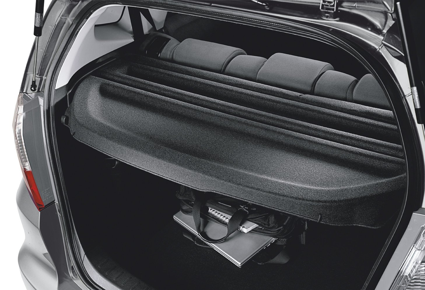 my review honda fit genuine cargo cover unofficial honda fit forums