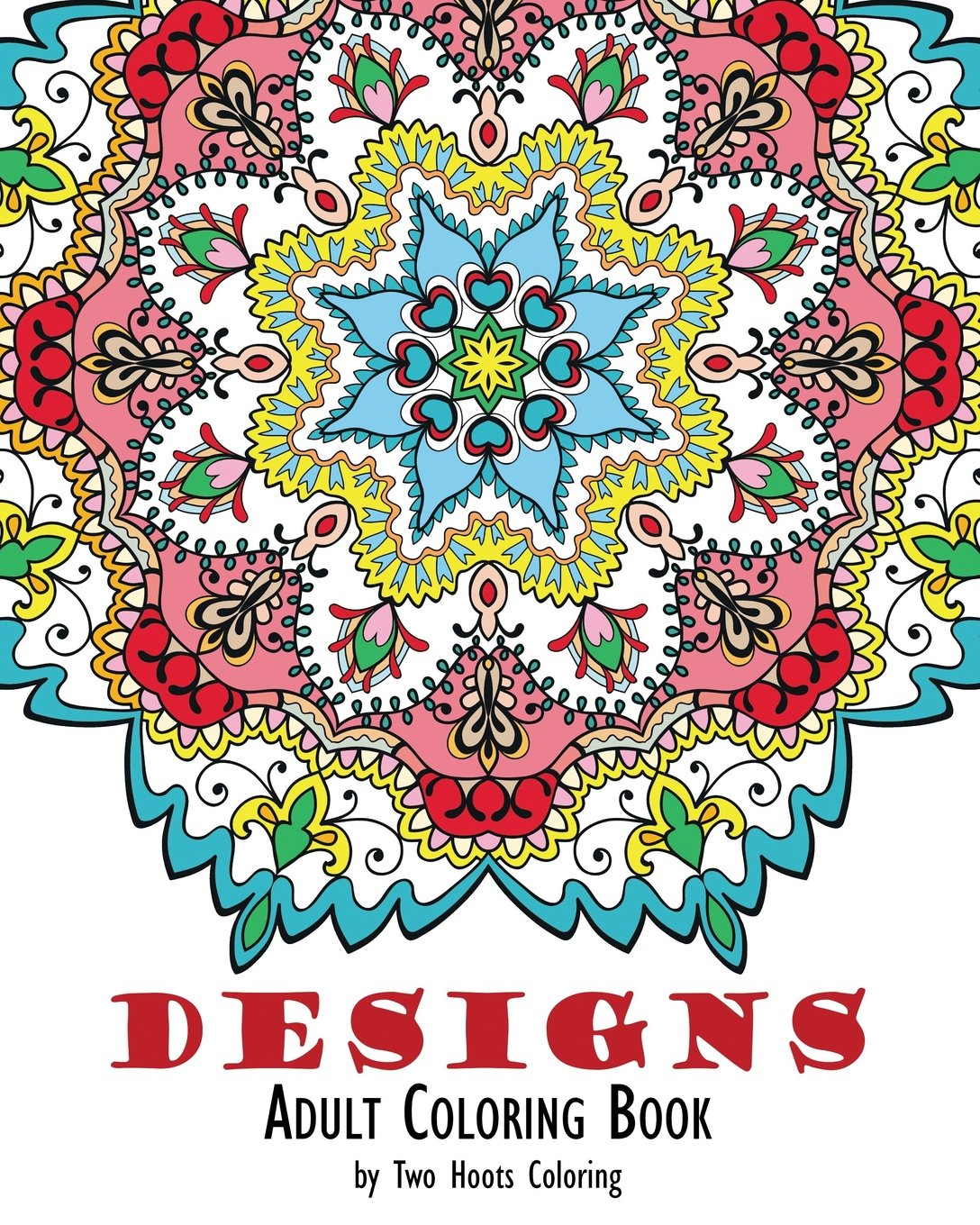 Adult Coloring Book ISBN-13 9780692591079