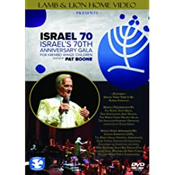 Boone, Pat - Israel 70: Israel's 70th Anniversary Gala