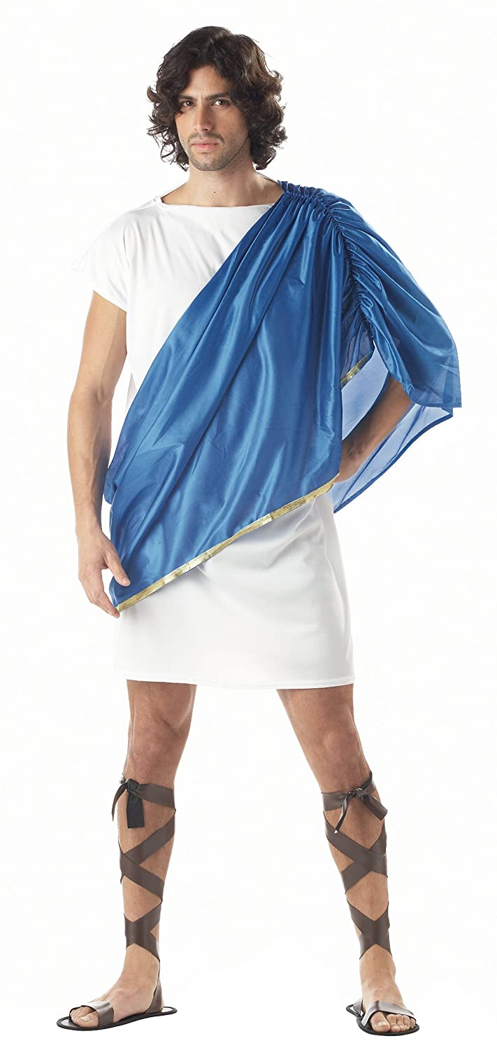 Sexy Halloween Costume #1. Halloween Party California Costumes Men's Toga ...