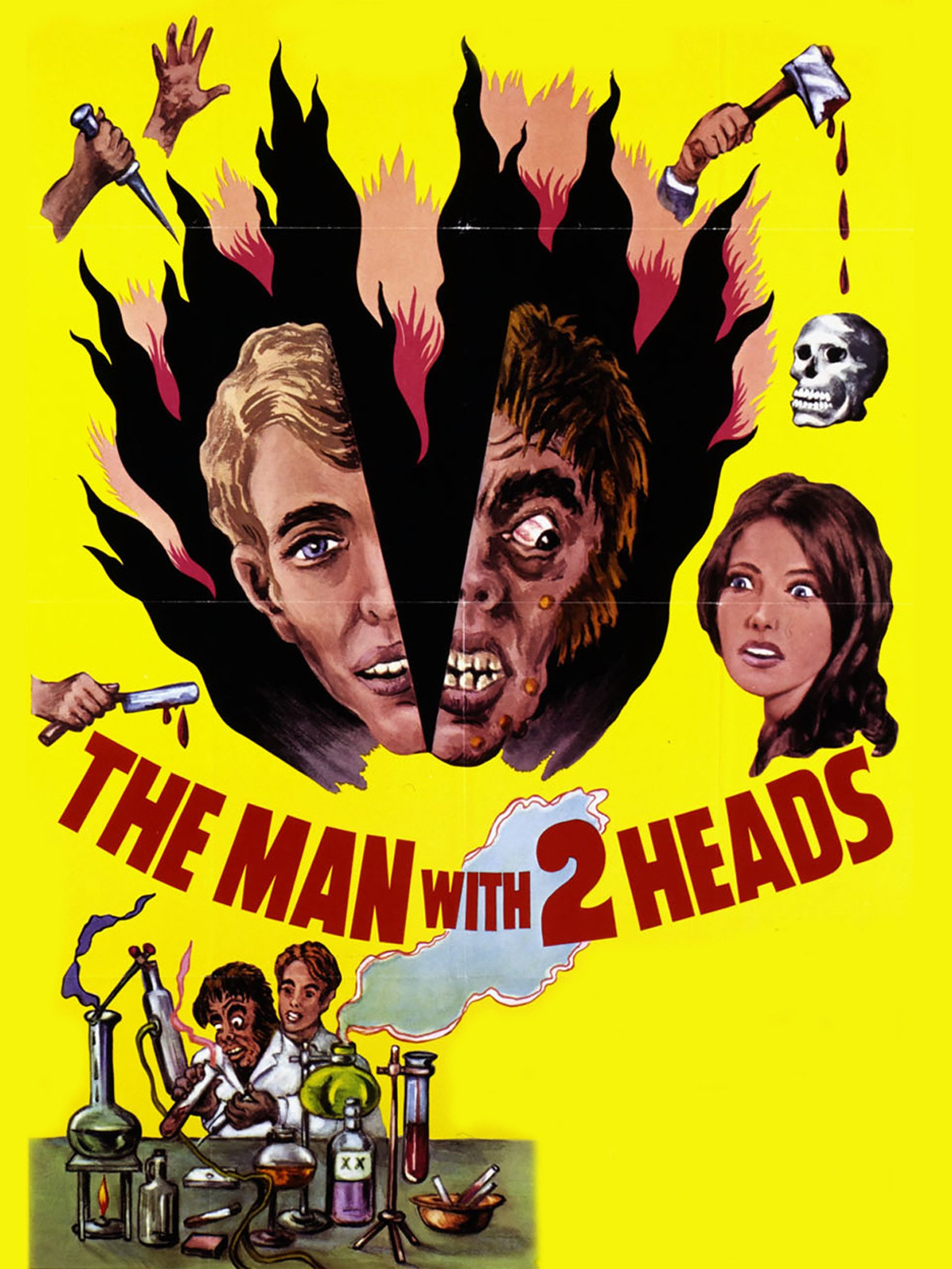 The Man with Two Heads on Amazon Prime Instant Video UK