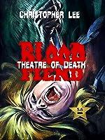 Theatre of Death (Blood Fiend) [VHS Retro Style DVD] 1967