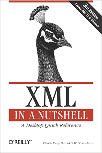 XML in a Nutshell (In a Nutshell (O'Reilly))