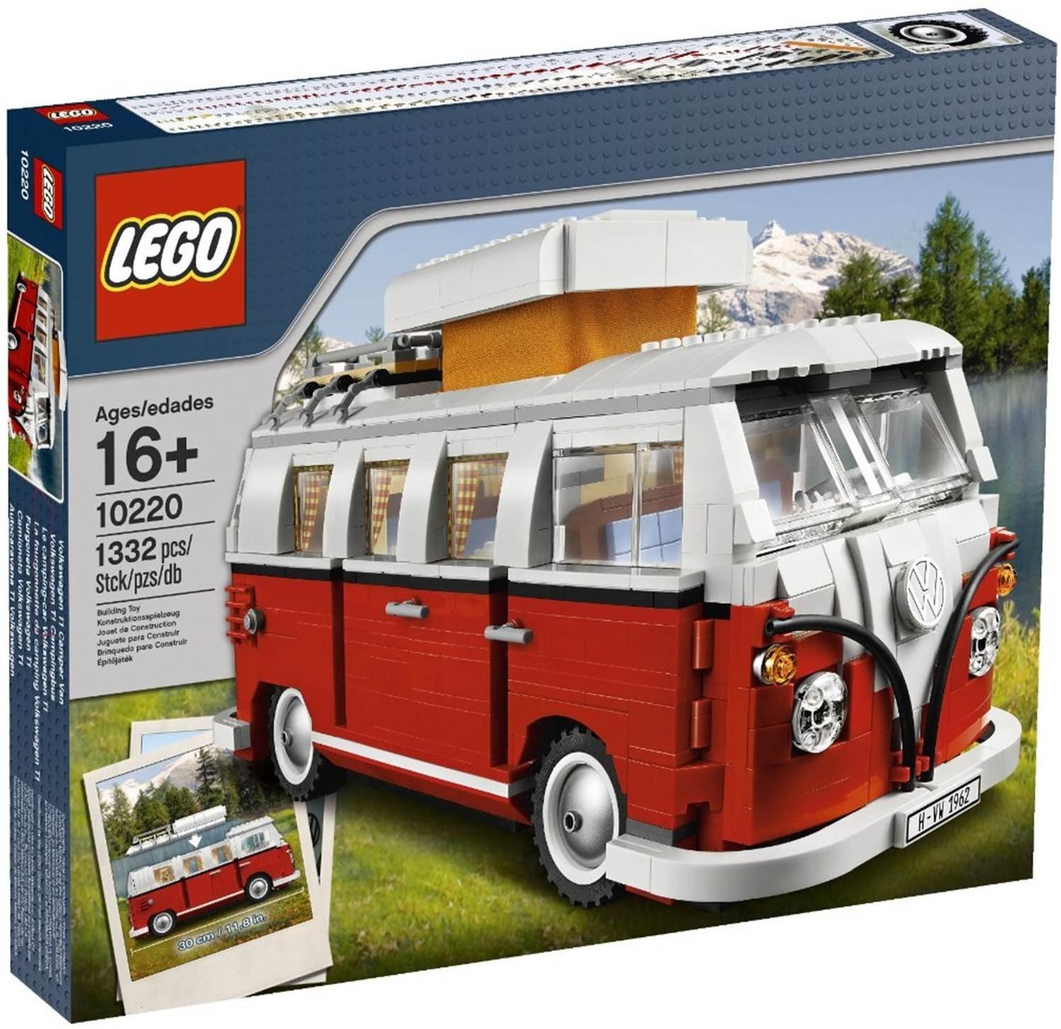 Volkswagen 211099320 BL9 Lego-Bus