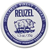 Reuzel Clay Matte Pomade 1.3 oz (Color: White, Tamaño: 0.1)