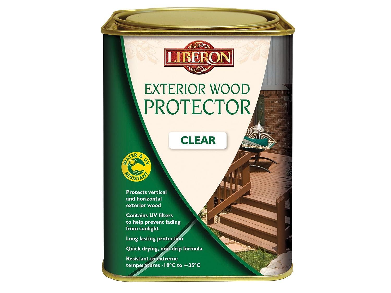 Liberon Außen Displayschutzfolie, Klar, 5 Liter günstig