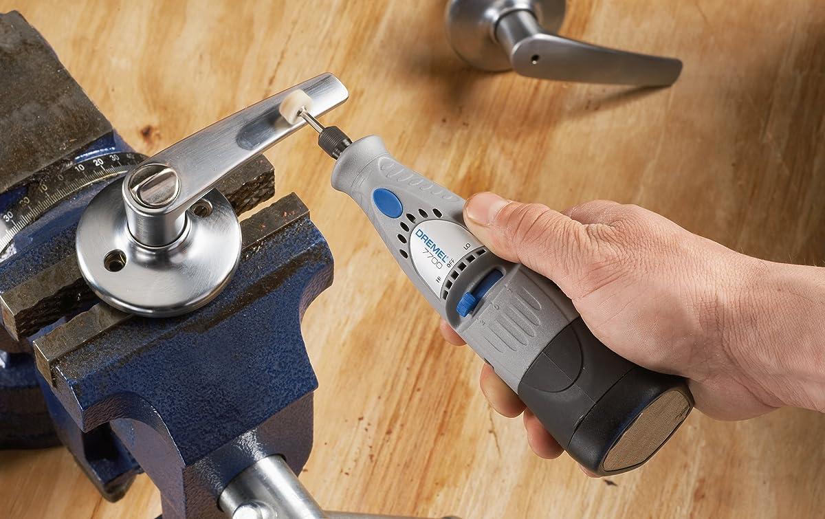 Dremel 7700-1/15 MultiPro 7.2-Volt Cordless Rotary Tool Kit