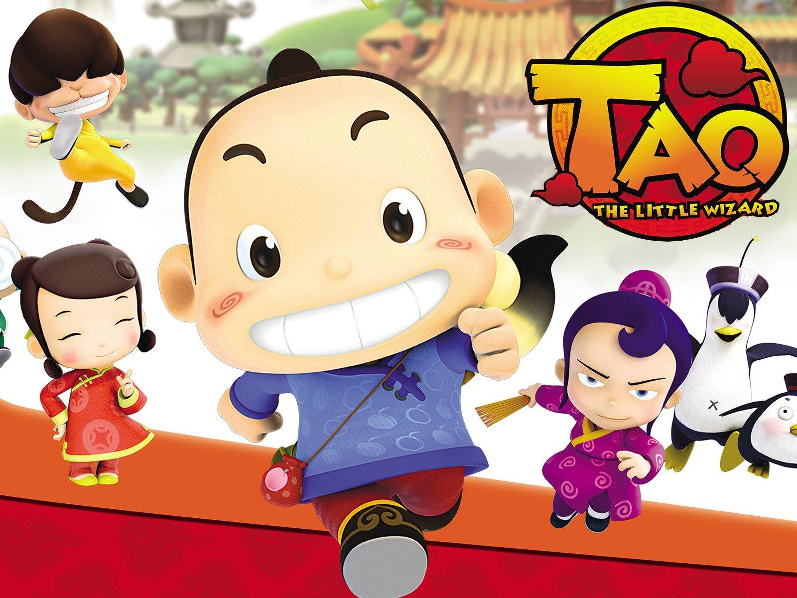 Tao the Little Wizard - Season 1
