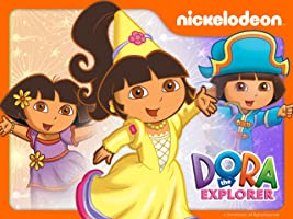 Dora The Explorer Special Adventures Volume 1