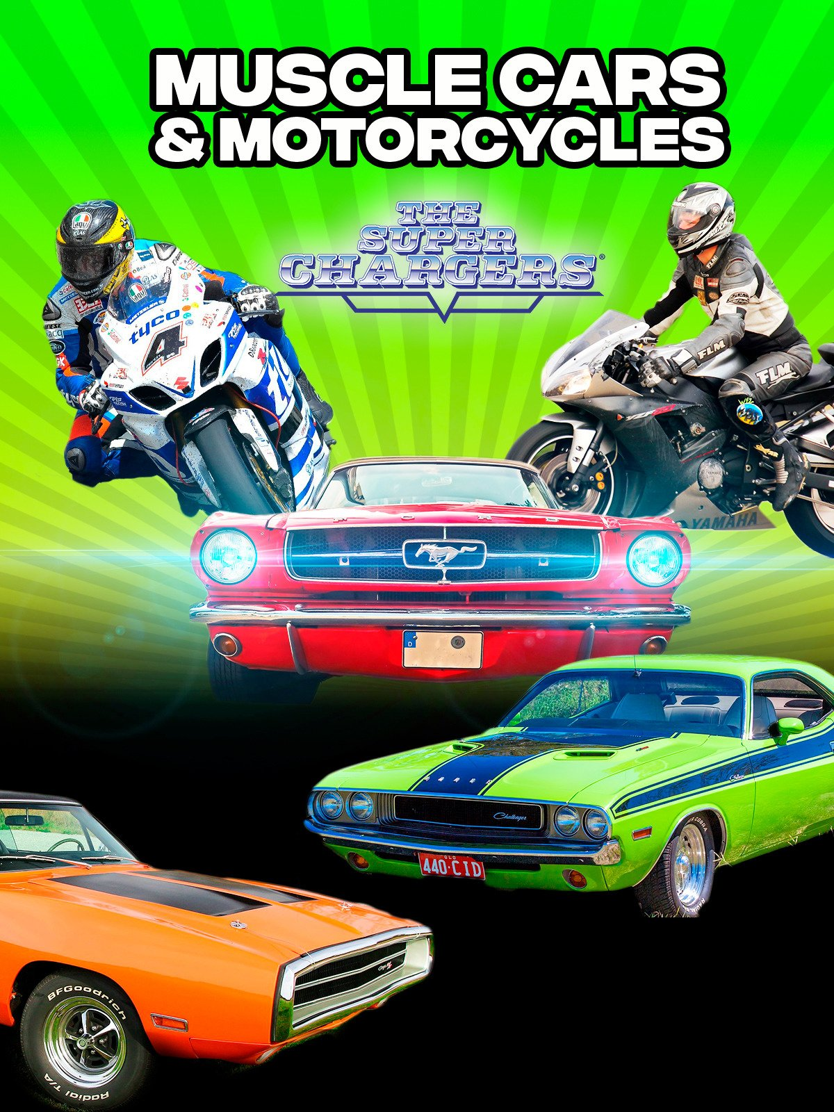 Muscle Cars & Motorcycles
