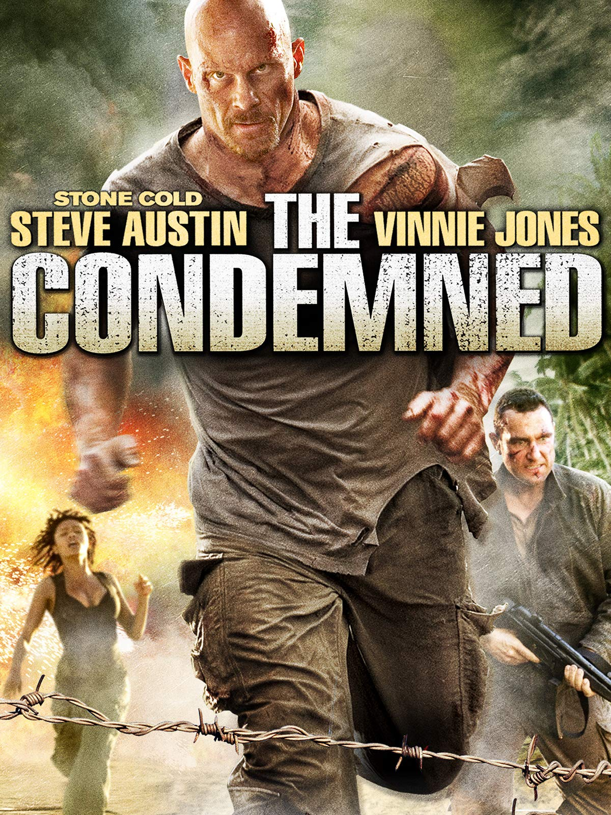 The Condemned on Amazon Prime Video UK