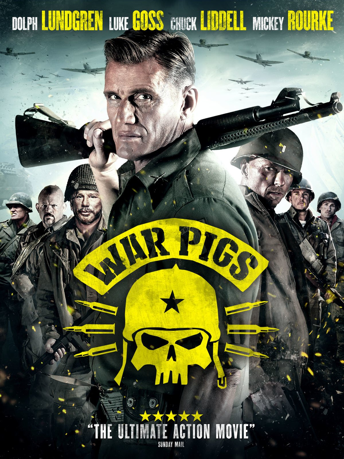 War Pigs on Amazon Prime Instant Video UK
