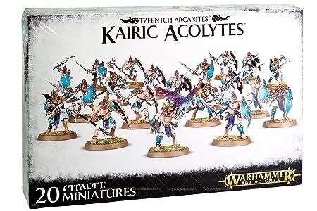 Tzeentch Arcanites - Kairic Acolytes 83-73 - Warhammer Age of Sigmar