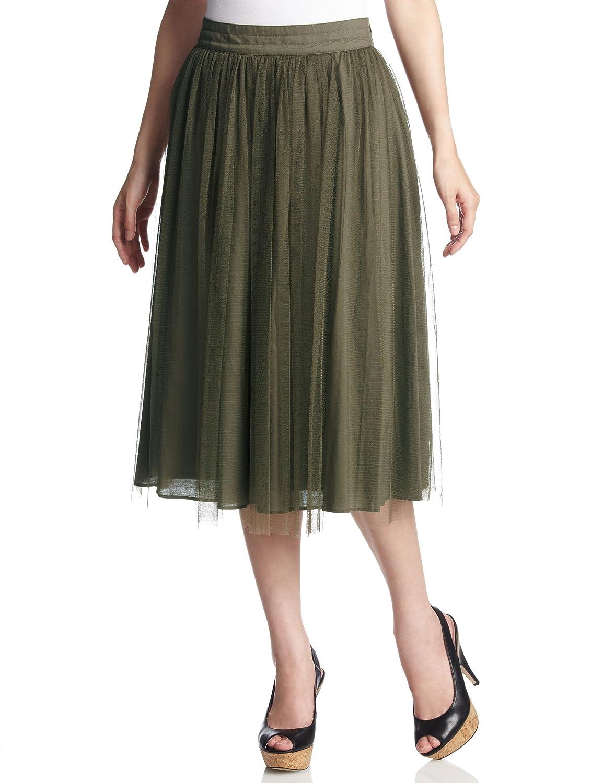 Amazon.co.jp: (レイビームス) RayBEAMS / チュールギャザースカート: Amazonファッション