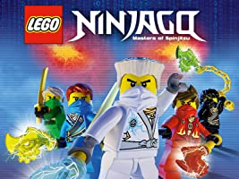 LEGO: NINJAGO: MASTERS SPINJITZU: REBTD: Season 3 Battle for New Ninjago City Season Three Part 1