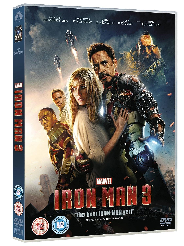 Iron Man . 3 / Shane Black, Réal. | Black, Shane. Monteur
