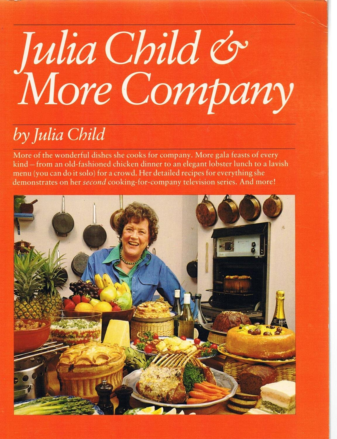 Julia Child & More Company, Child, Julia; Yntema, E. S.