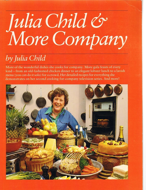 Julia Child & More Company, Child, Julia; Yntema, E. S.