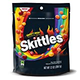 Skittles Sweet Heat Candy Bag, 7.2 Ounce (Pack of 8) (Tamaño: 7.2 Ounce (Pack of 8))