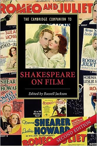 The Cambridge Companion to Shakespeare on Film (Cambridge Companions to Literature)