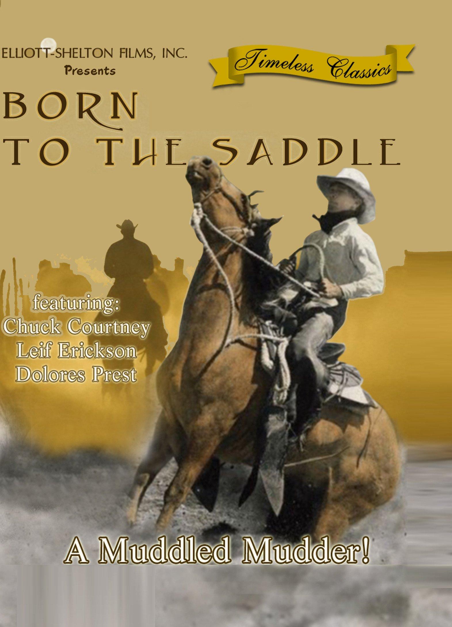 Born to the Saddle (1953)
